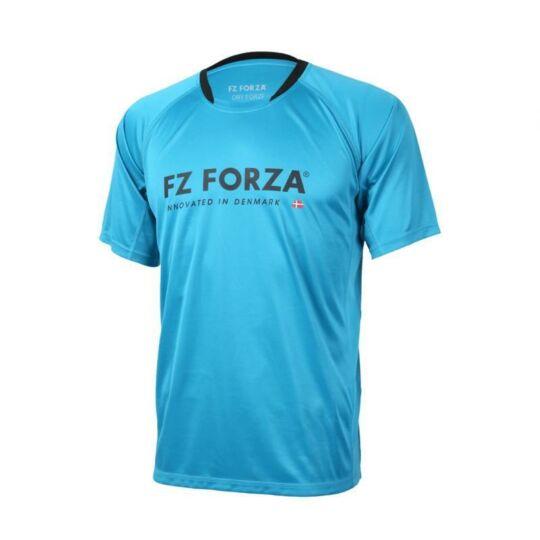 FZ Forza Bling férfi tollaslabda, squash póló (kék)