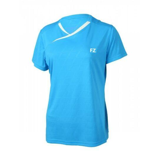 FZ Forza Blues női tollaslabda, squash póló (világoskék)