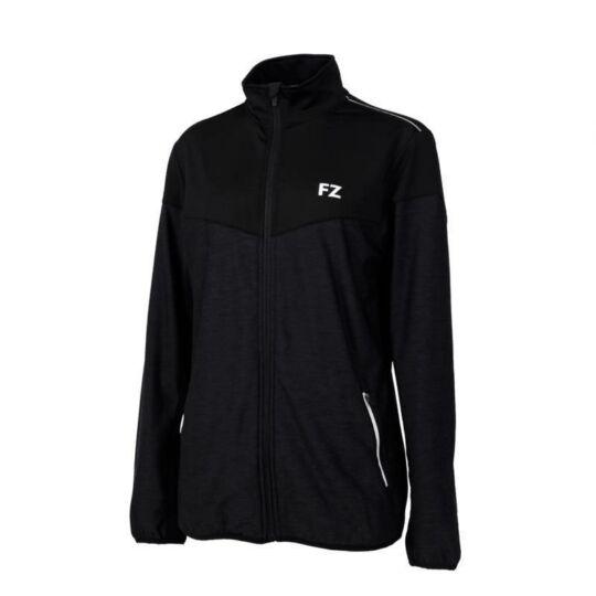 FZ Forza Brace női tollaslabda, squash melegítő felső (fekete)
