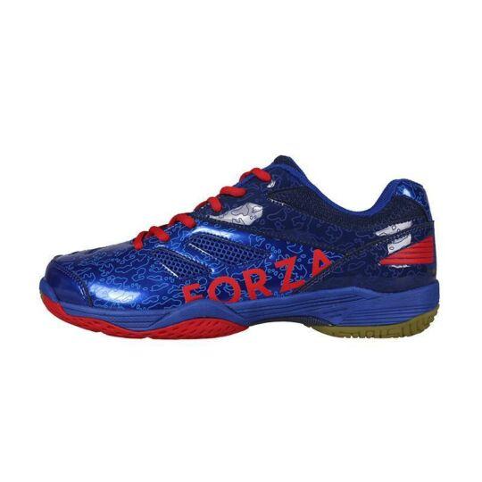 FZ Forza Court Flyer gyerek tollaslabda cipő, squash cipő (sötétkék)
