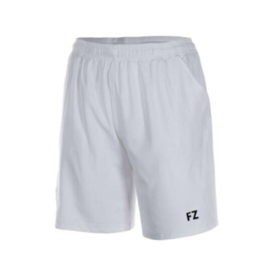 FZ Forza Ajax Jr. gyerek tollaslabda, squash rövidnadrág (fehér)