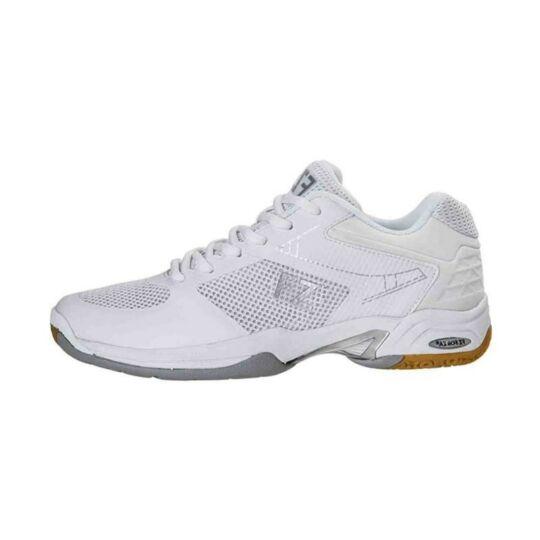 FZ Forza Fierce V2 gyerek tollaslabda cipő, squash cipő (fehér)