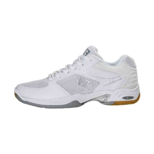 FZ Forza Fierce V2 W női tollaslabda cipő, squash cipő (fehér)