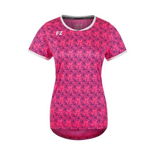FZ Forza Labis női tollaslabda, squash póló (rózsaszín)