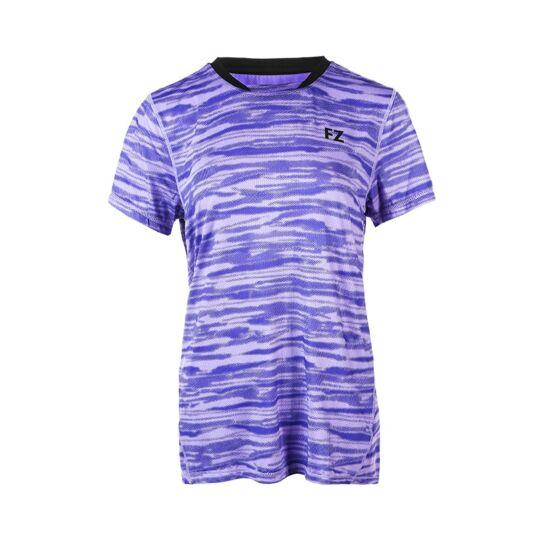 FZ Forza Malay női tollaslabda, squash póló (lila)