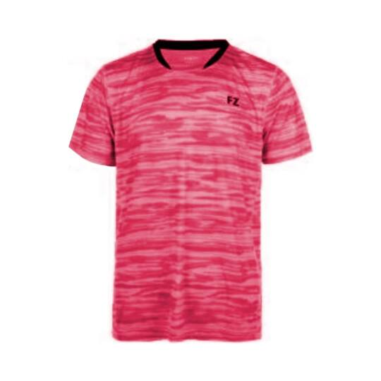 FZ Forza Malone férfi tollaslabda, squash póló (rózsaszín)