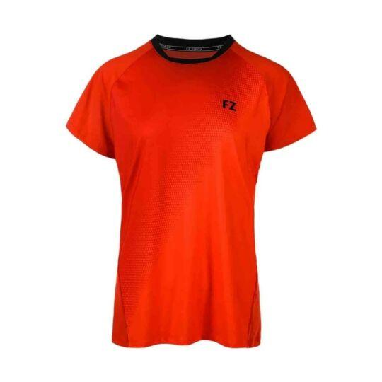 FZ Forza Manna női tollaslabda, squash póló (piros)