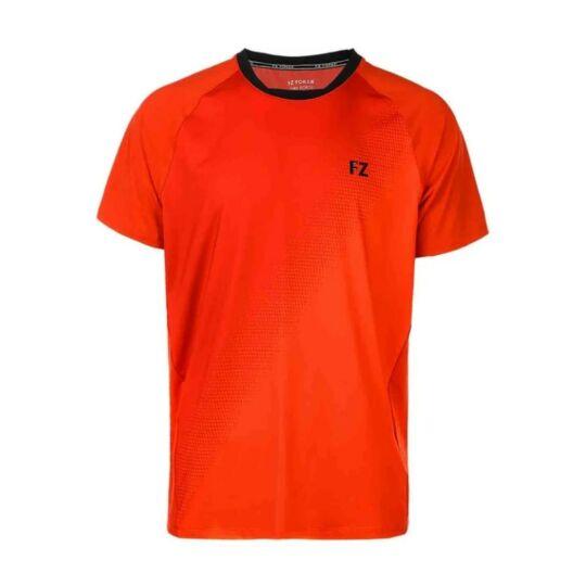 FZ Forza Matti férfi tollaslabda, squash póló (piros)