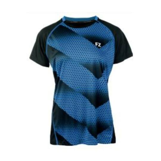 FZ Forza Money női tollaslabda, squash póló (kék)