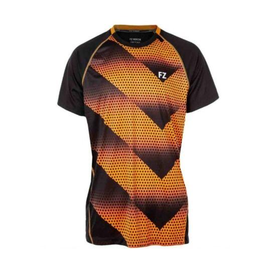 FZ Forza Money női tollaslabda, squash póló (narancssárga)
