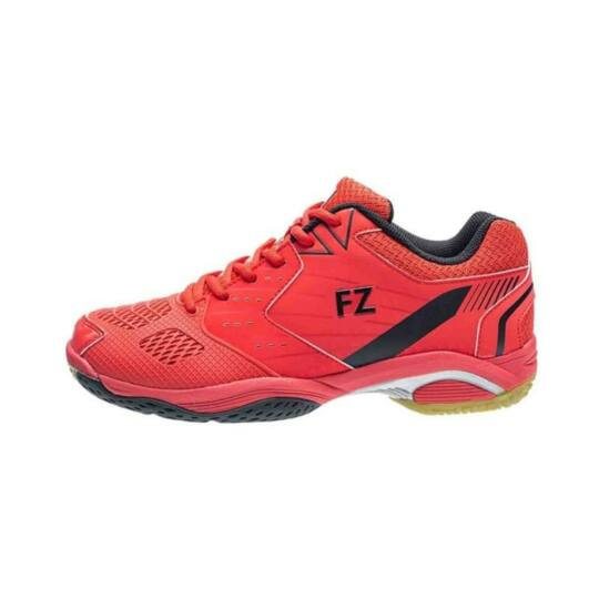 FZ Forza Sharch M gyerek tollaslabda cipő, squash cipő (piros)