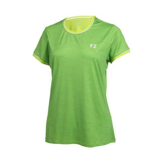 FZ Forza Hayle női tollaslabda, squash póló (világoszöld)