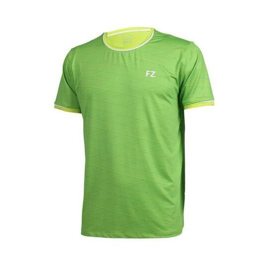 FZ Forza Haywood férfi tollaslabda, squash póló (világoszöld)