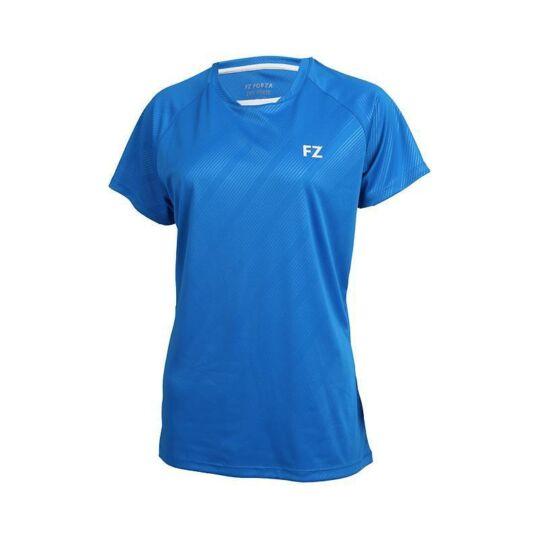 FZ Forza Hedda női tollaslabda, squash póló (kék)