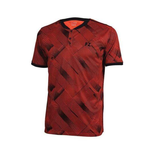 FZ Forza Hercules férfi tollaslabda, squash póló (piros)