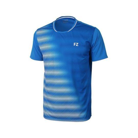 FZ Forza Hudson férfi tollaslabda, squash póló (kék)