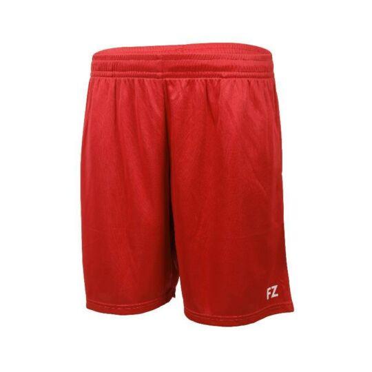 FZ Forza Landers férfi tollaslabda, squash rövidnadrág (piros)