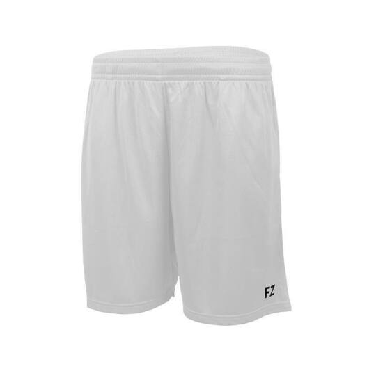 FZ Forza Landers férfi tollaslabda, squash rövidnadrág (fehér)