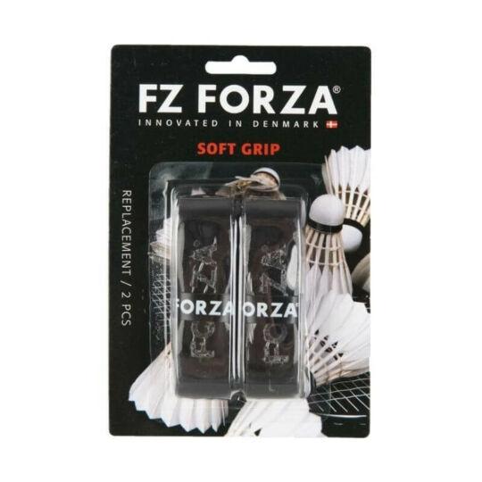 FZ Forza Soft tollaslabda, squash alapgrip csomag - 2 darab (fekete)