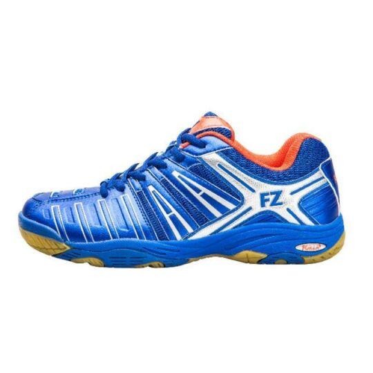 FZ Forza Leander M gyerek tollaslabda cipő, squash cipő (kék)