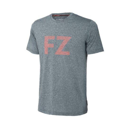 FZ Forza gyerek Levi tollaslabda, squash póló (szürke)