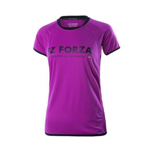 FZ Forza Miley női tollaslabda, squash póló (lila)