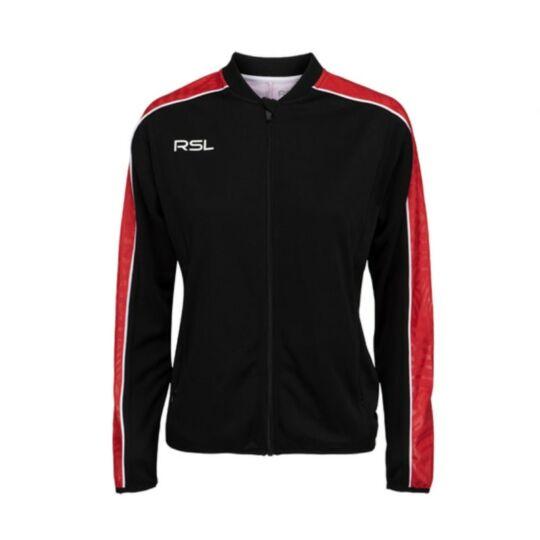 RSL Balder W női tollaslabda, squash melegítő felső (fekete)