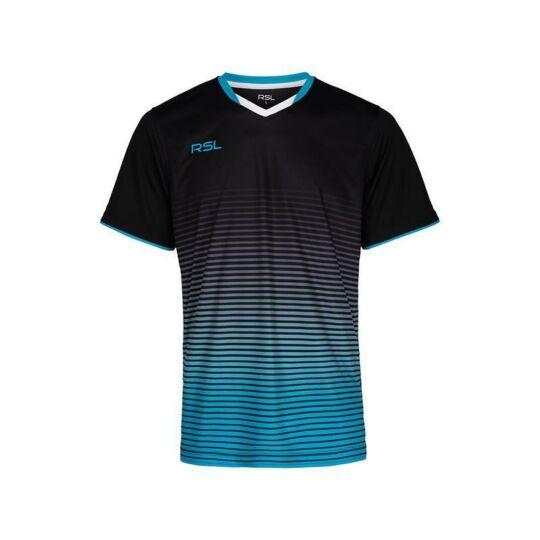 RSL Bergen férfi tollaslabda, squash póló (kék)