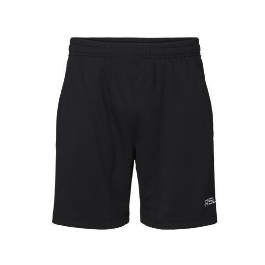 RSL Denver gyerek tollaslabda, squash rövidnadrág (fekete)