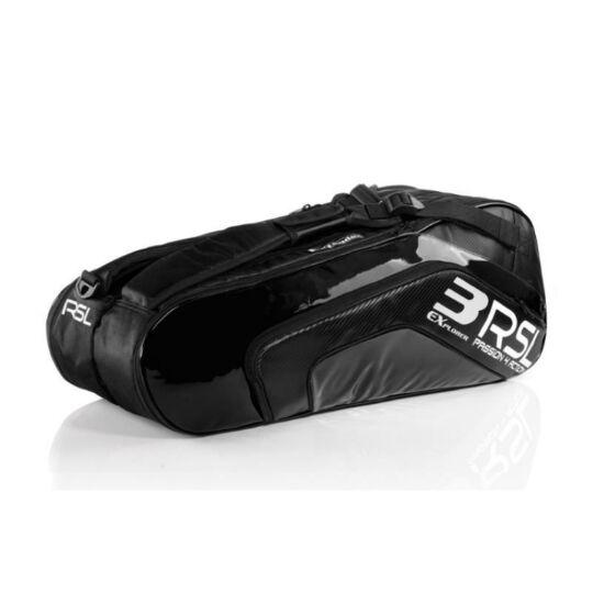 RSL Explorer 3.4 Extender tollaslabda táska, squash táska (fekete)