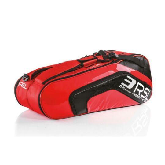 RSL Explorer 3.4 Extender tollaslabda táska, squash táska (piros)