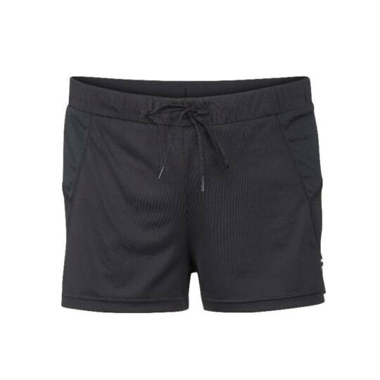 RSL lány tollaslabda, squash rövidnadrág (fekete)