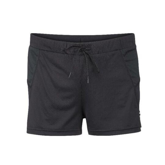 RSL női tollaslabda, squash rövidnadrág (fekete)