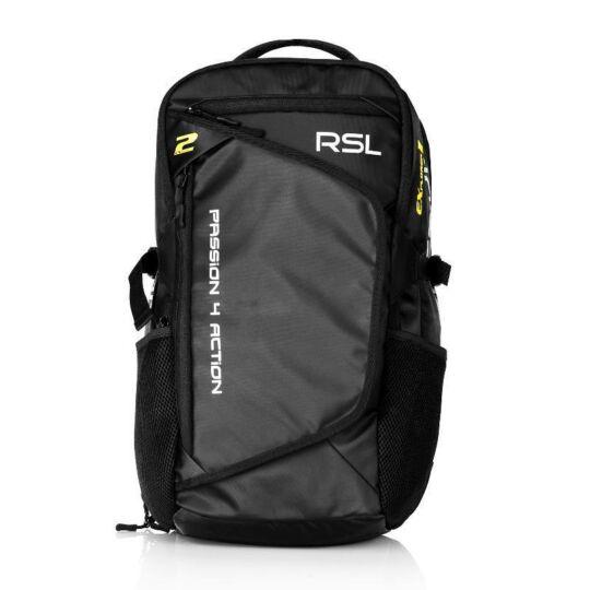 RSL Explorer 2.7 tollaslabda hátizsák, squash hátizsák (fekete)