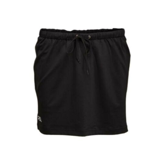 RSL női tollaslabda, squash szoknya (fekete)