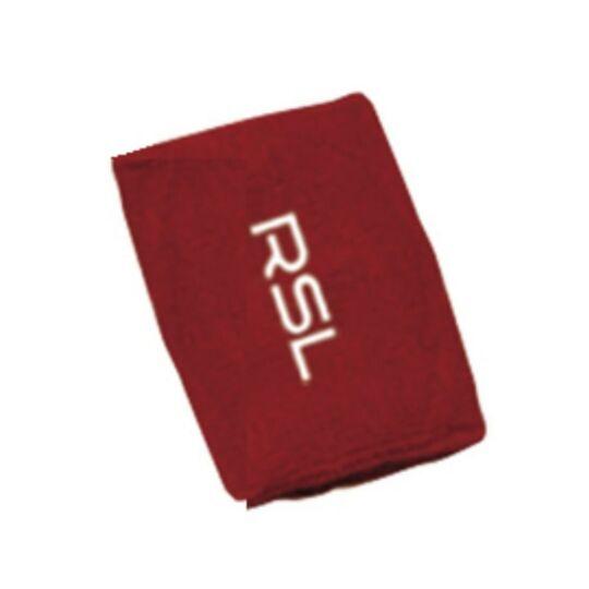 RSL csuklószorító (piros)