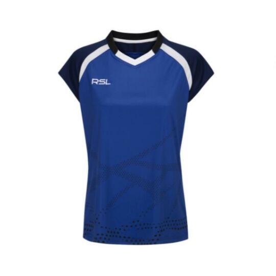 RSL Xray W női tollaslabda, squash póló (sötétkék)