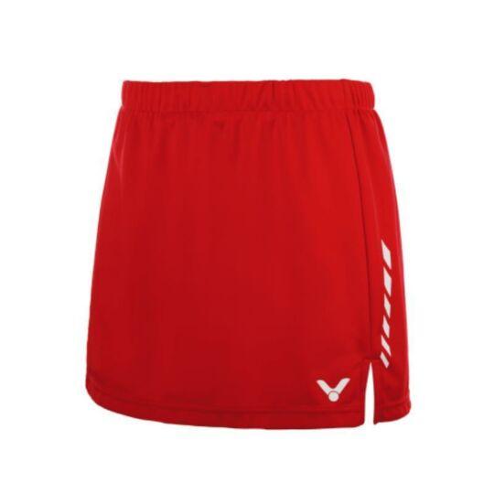 Victor 4618 női tollaslabda, squash szoknya (piros)
