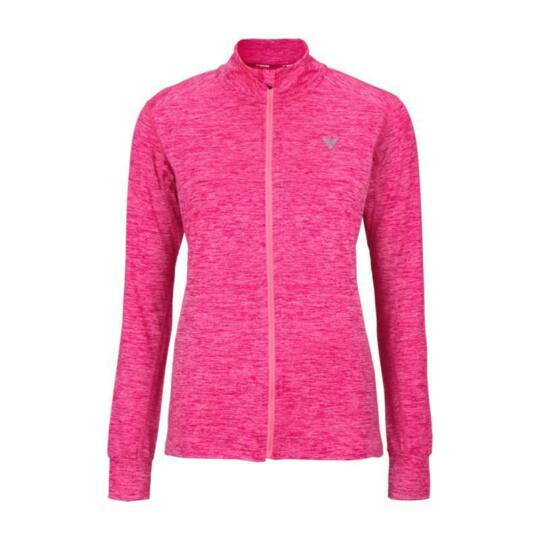 Victor 5929 női tollaslabda, squash melegítő felső (rózsaszín)