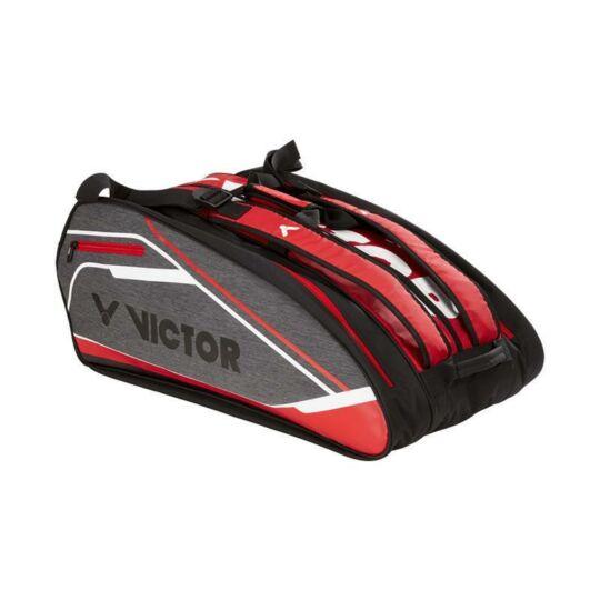 Victor 9039 Multithermobag tollaslabda táska, squash táska (piros-szürke)