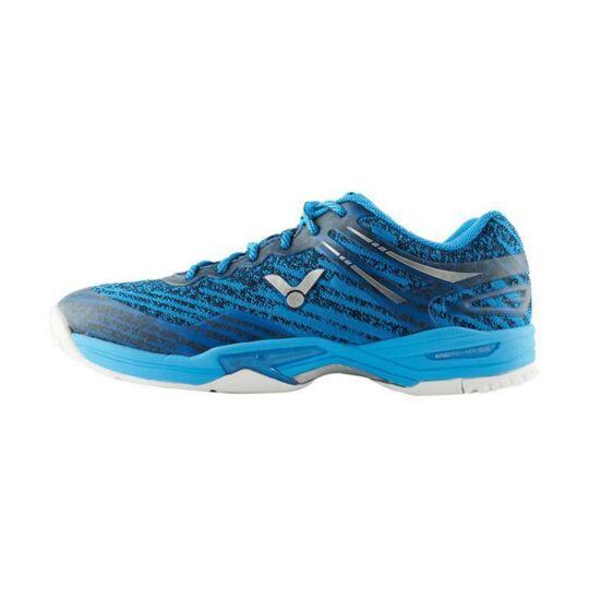 Victor A922 BM gyerek tollaslabda cipő, squash cipő (kék)