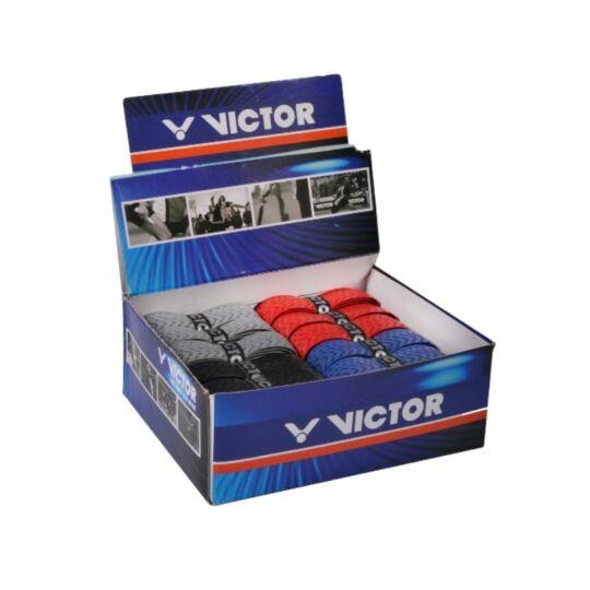 Victor Fishbone tollaslabda, squash alapgrip doboz - 25 darab (színes)