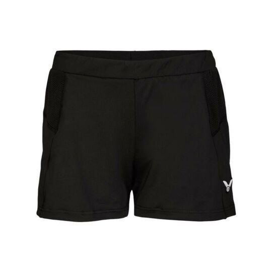 Victor R-04200 C női tollaslabda, squash rövidnadrág (fekete)