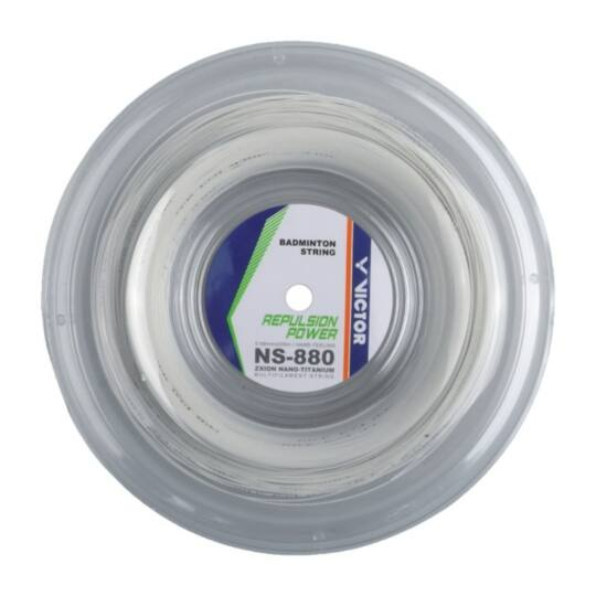 Victor NS-880Z TI tollaslabda húr tekercs - 200 m (fehér)