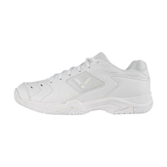 Victor P9200TD A gyerek tollaslabda cipő, squash cipő (fehér)