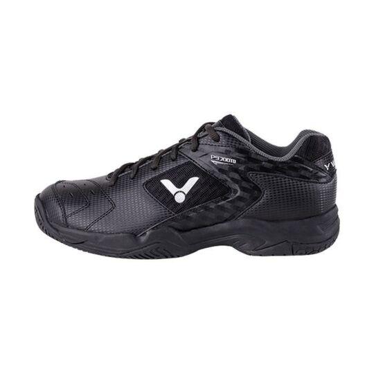 Victor P9200TD C gyerek tollaslabda cipő, squash cipő (fekete)