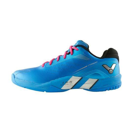 Victor P9500 F gyerek tollaslabda cipő, squash cipő (kék)