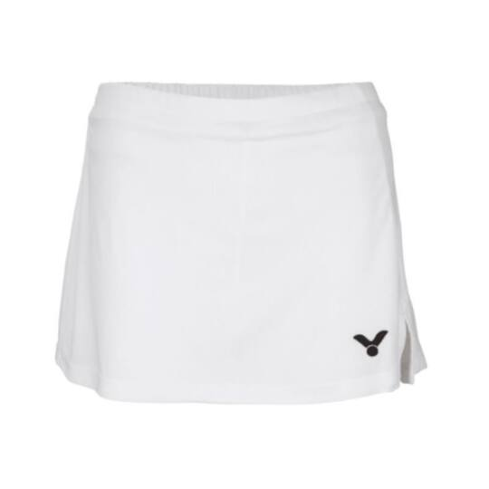 Victor női tollaslabda, squash szoknya (fehér)