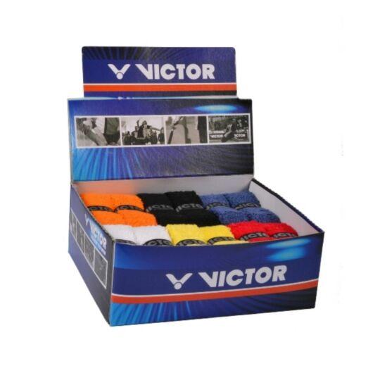 Victor frotír tollaslabda grip doboz - 25 darab (színes)