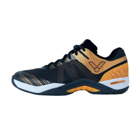 Victor S82LTD CX férfi tollaslabda cipő, squash cipő (fekete-arany)